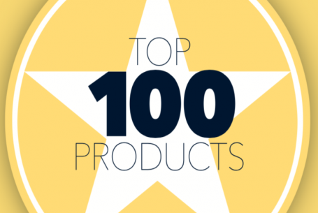 Pro Builder annual listing of Top 100 building products logo