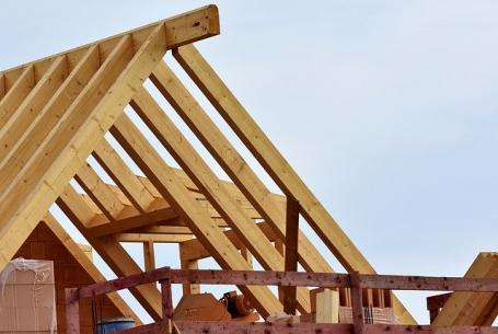 Roof-framing-with-ridge-board