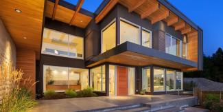 modular home exterior's new design possibilities
