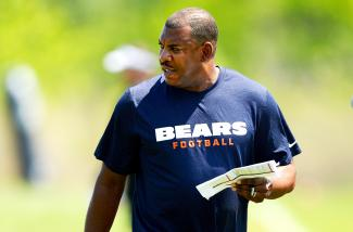 Chicago Bears' Mel Tucker