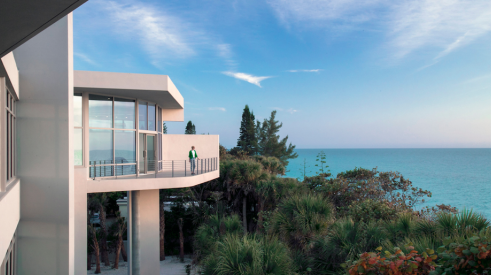2019 Professional Builder Design Awards Honorable Mention Custom Home Florida ocean view