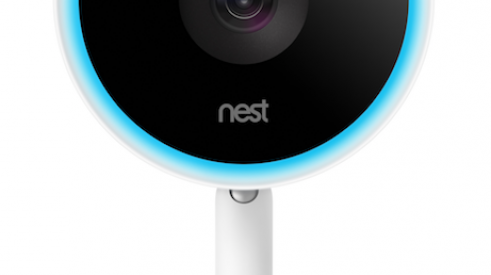 The Nest Cam IQ makes it onto the 2018 Top 100 Products list from Pro Builder