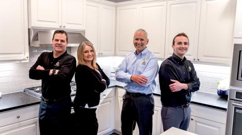Adair Homes' management team