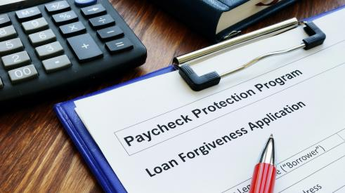 Payment protection program application