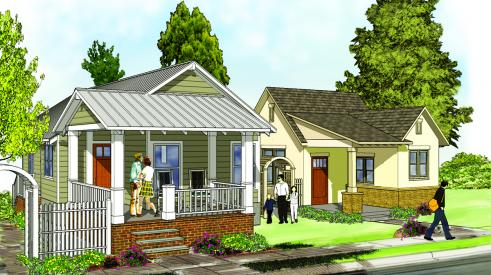 small homes_cottages_house design_plans