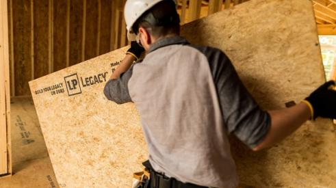 LP Legacy. Beyond Commodity: Understanding the Options for OSB Sub-Flooring
