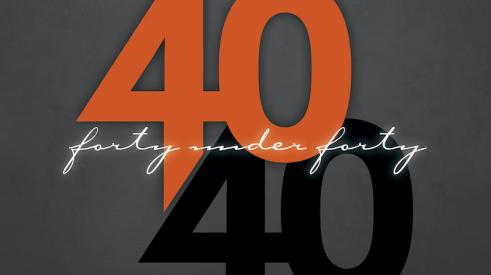 Pro Builder Forty Under 40 logo