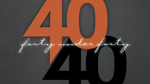 Pro Builder Forty Under 40 leadership awards logo