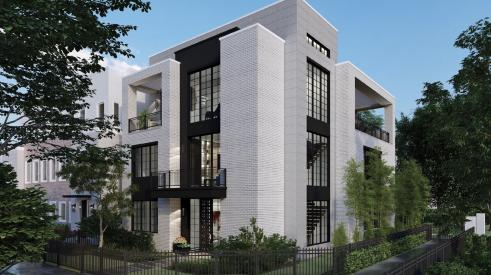 The New American Home 2021 designed by Phil Kean Design Group