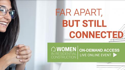 Women in Residential Construction conference online programming