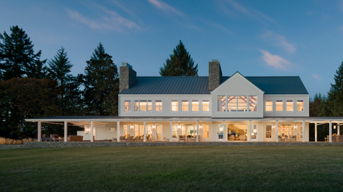 2018 Professional Builder Design Awards Gold winner Willamette Valley Residence, Sheridan, Ore.