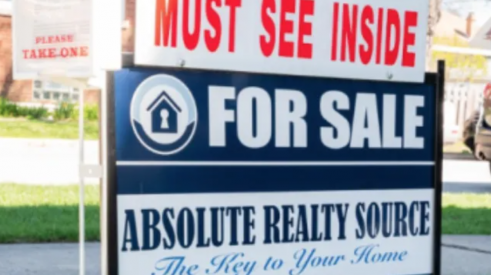 Absolute Realty Source for sale sign