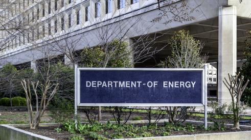 Department of Energy building