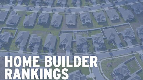2019 Professional Builder Housing Giants rankings