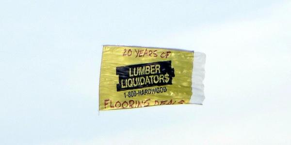 Lumber Liquidators must pay $13.2 million for importing illegal wood into the U.S.