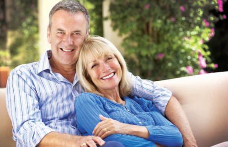 Happy retirees like the ones pictured here have more freedom to choose where they want to live.