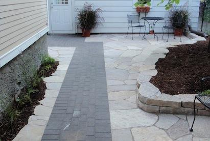 CalStar sustainable pavers