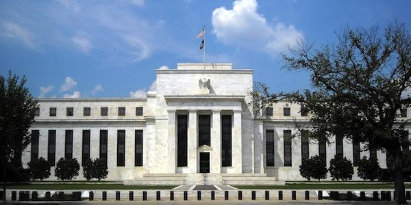 The Eccles Building in Washington, D.C., which serves as the Federal Reserve System's headquarters. In September, the Fed did not raise its federal funds rate.
