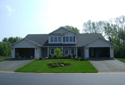 Miller Homes, Dow Business Solutions, New York, duplex, energy efficient
