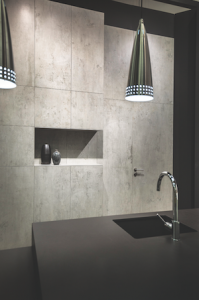 TheSize has expanded the tile size formats and finishes it offers in its Neolith collection.