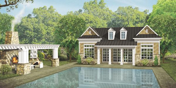 House Review: Pool Houses & Cabanas