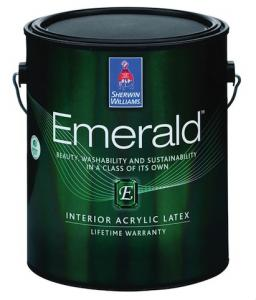 emerald interior and exterior paints from sherwin williams are durable. Black Bedroom Furniture Sets. Home Design Ideas