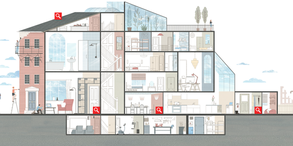 AIA Presents Home Design Trends Survey in a New, Interactive Way