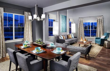 Trio Environments worked on The Overlook at Wheatlands, in Aurora, Colo., by Elacora