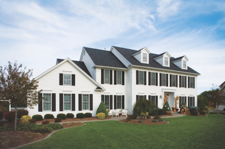 Vytec vinyl siding has new profiles and colors