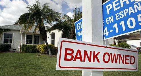 existing home sales, distressed properties, foreclosures