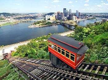 Pittsburgh incline car