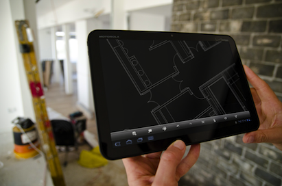 Tablets in the toolbox: Using tablets to manage construction operations