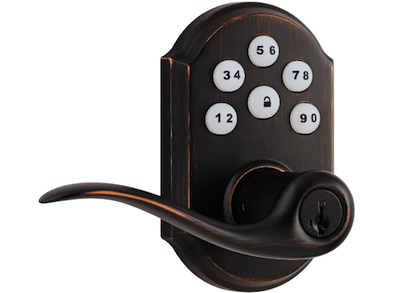 Kwikset, Home Connect, SmartCode, keypad lock, 101 best new products