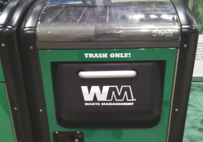 Solar Powered Trash Compactor, Waste Management, 101 best new products